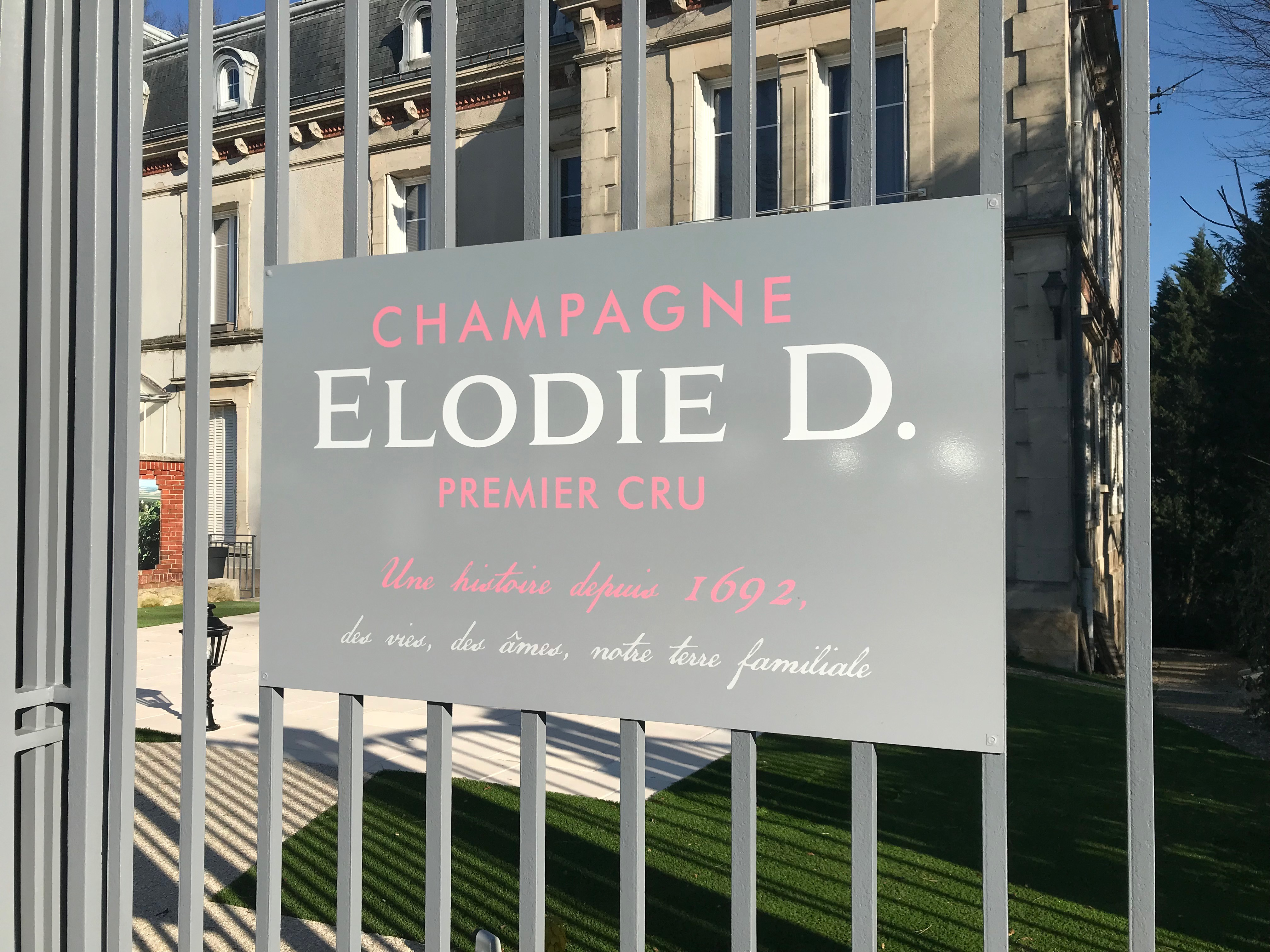 Elodie champaign